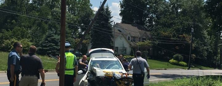 Delran New Jersey Car Accident
